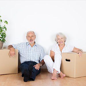 Débarras avec emménagement en EPHAD ou suite succession